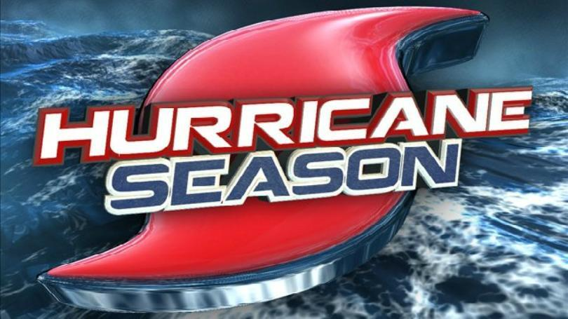 Hurricane Season Logo and identification